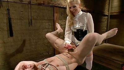 For the love of hose and female dom