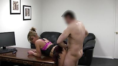 Girl knew she'll be stroking on someone's fuckpole by tonight