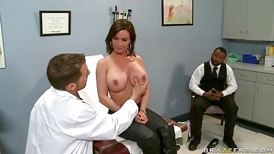 Physician must take a look at your vagina