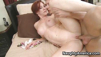 My friend's Catherine, horny mom