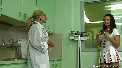 Best Sweet Stripper in the hospital
