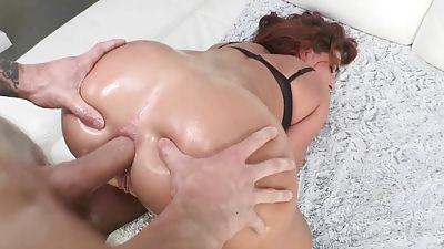 Savannah gets her bum banged hard