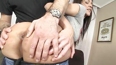 Slurp on my bootie before you fuck it