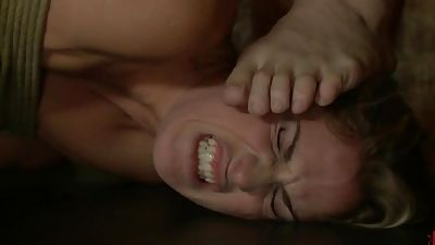Kara Price gets trussed and fucked