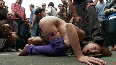 Sasha Alexander Nude Bondage