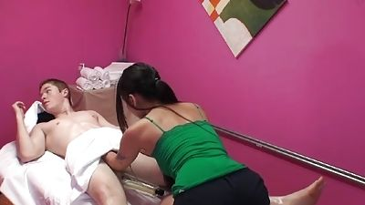 Asian rubdown