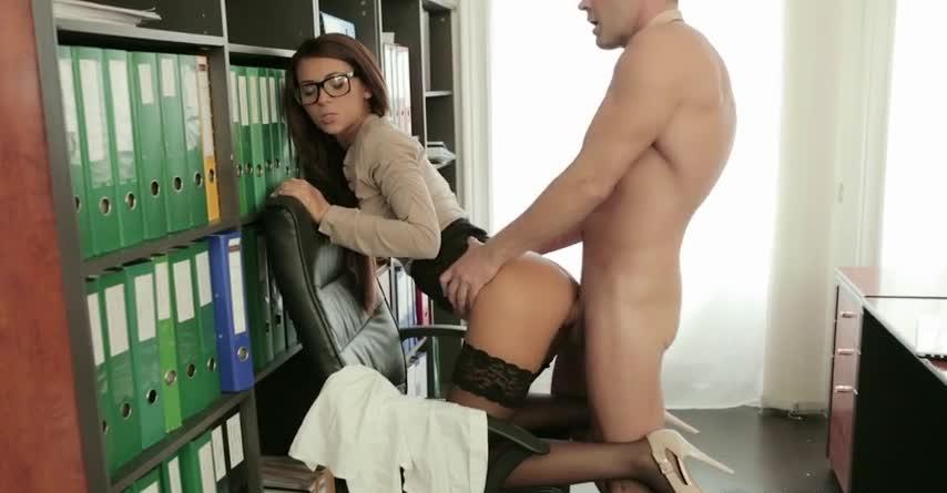 New secretary porn photos